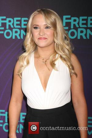 Emily Osment - Disney/ABC Winter TCA Tour held at the Langham Huntington Hotel - Arrivals at The Langham Huntington Hotel,...