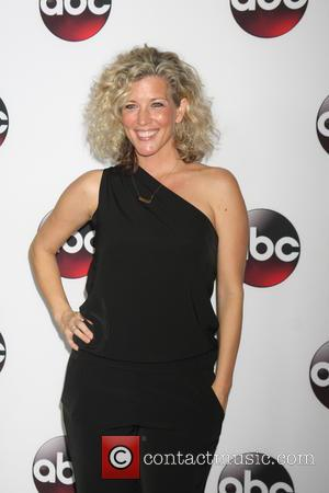 Laura Wright - Disney/ABC Winter TCA Tour held at the Langham Huntington Hotel - Arrivals at The Langham Huntington Hotel,...