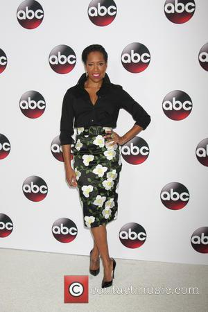 Regina King - Disney/ABC Winter TCA Tour held at the Langham Huntington Hotel - Arrivals at The Langham Huntington Hotel,...