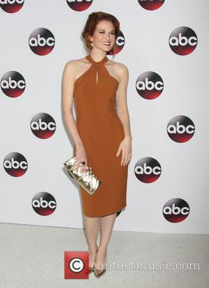 Sarah Drew - Disney/ABC Winter TCA Tour held at the Langham Huntington Hotel - Arrivals at The Langham Huntington Hotel,...