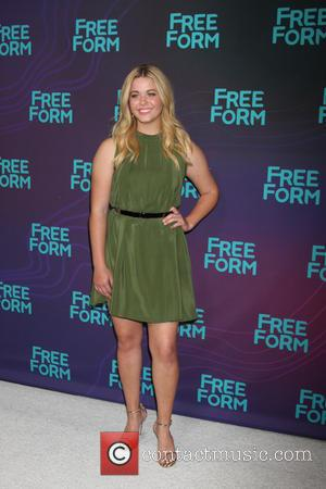 Sasha Pieterse - Disney/ABC Winter TCA Tour held at the Langham Huntington Hotel - Arrivals at The Langham Huntington Hotel,...