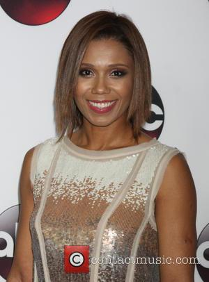 Toks Olagundoye - Disney/ABC Winter TCA Tour held at the Langham Huntington Hotel - Arrivals at The Langham Huntington Hotel,...