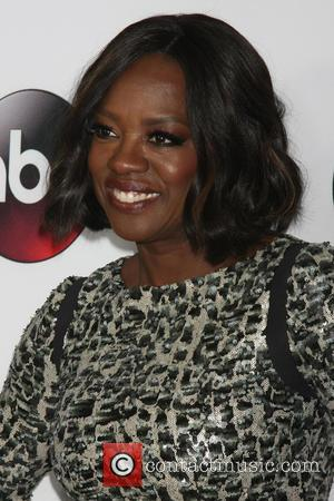 Viola Davis - Disney/ABC Winter TCA Tour held at the Langham Huntington Hotel - Arrivals at The Langham Huntington Hotel,...