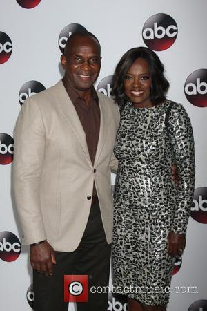 Viola Davis and Husband