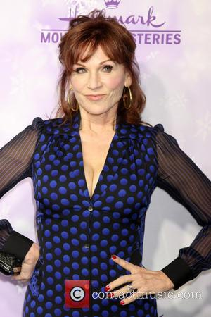 Marilu Henner - Hallmark Channel and Hallmark Movies & Mysteries Winter 2016 TCA Press Tour - Arrivals at Tournament House...
