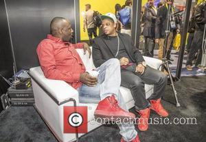 Wyclef Jean and Curtis Young
