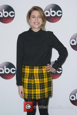 Eden Sher - Disney/ABC Winter TCA Tour at the Langham Huntington Hotel - Arrivals at Langham Hotel - Pasadena, CA,...