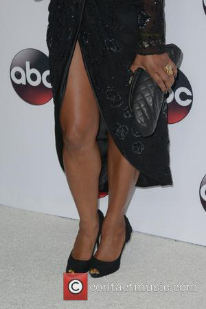 Tamala Jones - Disney/ABC Winter TCA Tour at the Langham Huntington Hotel - Arrivals at Langham Hotel - Pasadena, CA,...