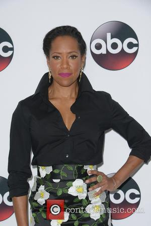 Regina King - Disney/ABC Winter TCA Tour at the Langham Huntington Hotel - Arrivals at Langham Hotel - Pasadena, CA,...
