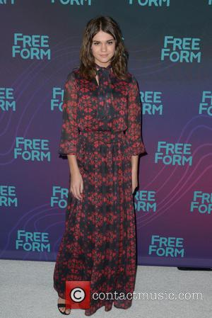 Maia Mitchell - Disney/ABC Winter TCA Tour at the Langham Huntington Hotel - Arrivals at Langham Hotel - Pasadena, CA,...