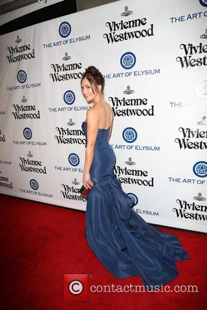 Minka Kelly - The Art of Elysium presents Vivienne Westwood and Andreas Kronthaler 2016 HEAVEN Gala - Arrivals at 3LABS...