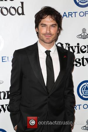 Ian Somerhalder - The Art of Elysium presents Vivienne Westwood and Andreas Kronthaler 2016 HEAVEN Gala - Arrivals at 3LABS...