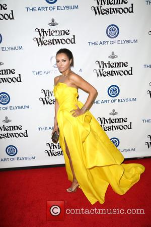 Kat Graham - The Art of Elysium presents Vivienne Westwood and Andreas Kronthaler 2016 HEAVEN Gala - Arrivals at 3LABS...