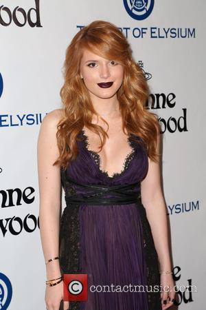 Bella Thorne - The Art of Elysium presents Vivienne Westwood and Andreas Kronthaler 2016 HEAVEN Gala - Arrivals at 3LABS...