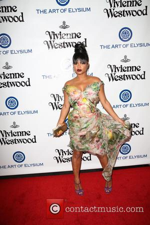 Christina Milian - The Art of Elysium presents Vivienne Westwood and Andreas Kronthaler 2016 HEAVEN Gala - Arrivals at 3LABS...