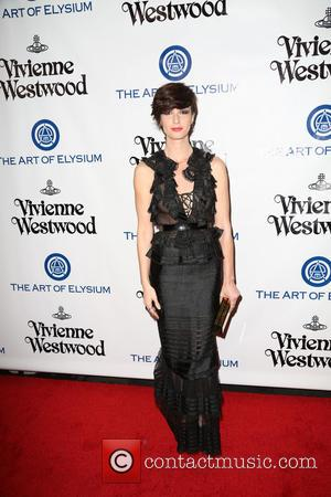 Paz Vega - The Art of Elysium presents Vivienne Westwood and Andreas Kronthaler 2016 HEAVEN Gala - Arrivals at 3LABS...