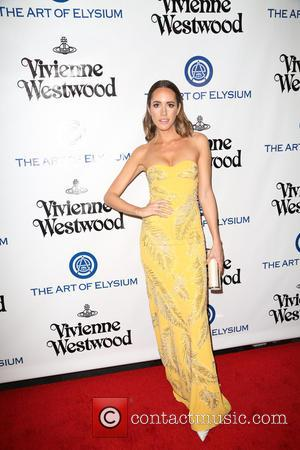 Louise Roe - The Art of Elysium presents Vivienne Westwood and Andreas Kronthaler 2016 HEAVEN Gala - Arrivals at 3LABS...