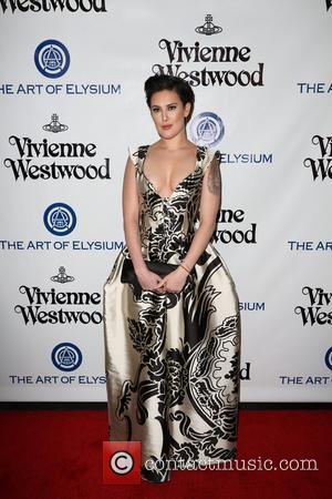 Rumer Willis - The Art of Elysium presents Vivienne Westwood and Andreas Kronthaler 2016 HEAVEN Gala - Arrivals at 3LABS...