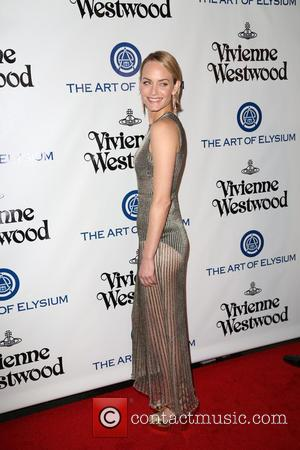 Amber Valletta - The Art of Elysium presents Vivienne Westwood and Andreas Kronthaler 2016 HEAVEN Gala - Arrivals at 3LABS...