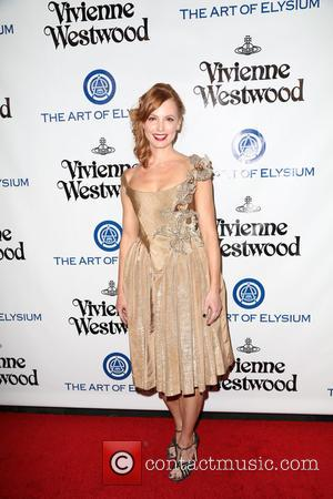 Alicia Witt - The Art of Elysium presents Vivienne Westwood and Andreas Kronthaler 2016 HEAVEN Gala - Arrivals at 3LABS...