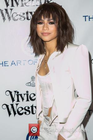 Zendaya Coleman - The Art of Elysium presents Vivienne Westwood and Andreas Kronthaler 2016 HEAVEN Gala - Arrivals at 3LABS...