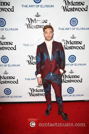 Ed Westwick - The Art of Elysium presents Vivienne Westwood and Andreas Kronthaler 2016 HEAVEN Gala - Arrivals at 3LABS...