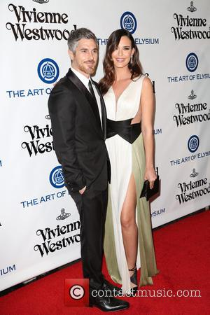 Dave Annable and Odette Annable