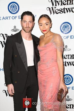 Iddo Goldberg and Ashley Madekwe