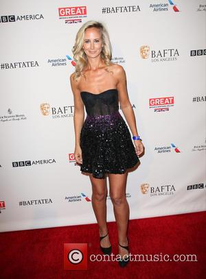 Lady Victoria Hervey - BAFTA Los Angeles Awards Season Tea at The Four Season Los Angeles - Arrivals at The...