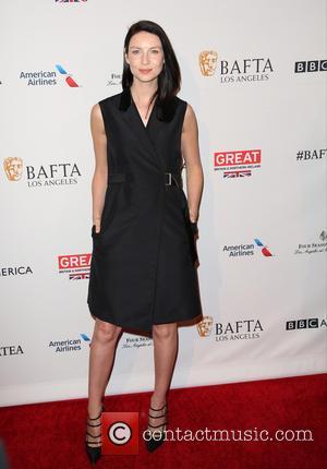 Caitriona Balfe - BAFTA Los Angeles Awards Season Tea at The Four Season Los Angeles - Arrivals at The Four...