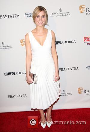 Joanne Froggatt - BAFTA Los Angeles Awards Season Tea at The Four Season Los Angeles - Arrivals at The Four...