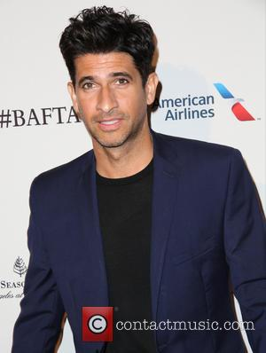 Raza Jaffrey - BAFTA Los Angeles Awards Season Tea at The Four Season Los Angeles - Arrivals at The Four...