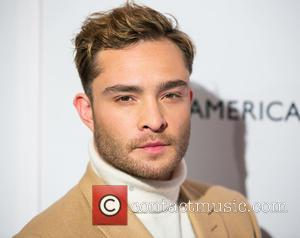 Ed Westwick - BAFTA Los Angeles Awards Season Tea at The Four Season Los Angeles - Arrivals at The Four...