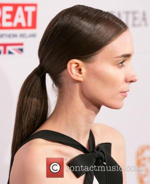 Rooney Mara - BAFTA Los Angeles Awards Season Tea at The Four Season Los Angeles - Arrivals at The Four...