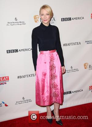 Cate Blanchett - BAFTA Los Angeles Awards Season Tea at The Four Season Los Angeles - Arrivals at The Four...