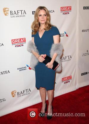 Jennifer Jason Leigh - BAFTA Los Angeles Awards Season Tea at The Four Season Los Angeles - Arrivals at The...