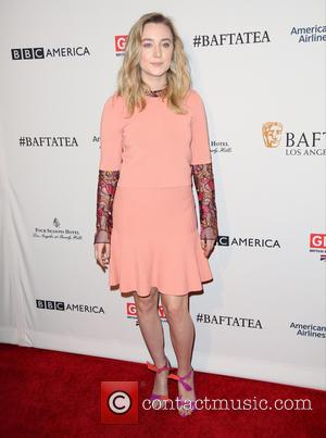 Saoirse Ronan - BAFTA Los Angeles Awards Season Tea at The Four Season Los Angeles - Arrivals at The Four...
