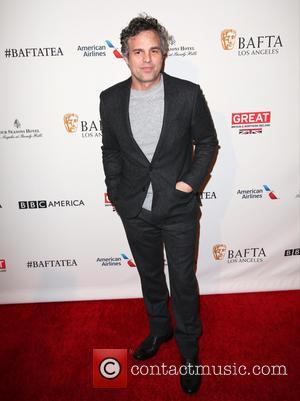 Mark Ruffalo - BAFTA Los Angeles Awards Season Tea at The Four Season Los Angeles - Arrivals at The Four...