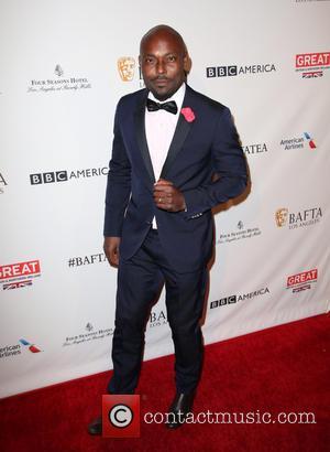 Jimmy Jean-Louis - BAFTA Los Angeles Awards Season Tea at The Four Season Los Angeles - Arrivals at The Four...