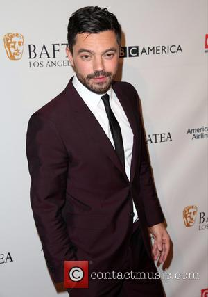 Dominic Cooper - BAFTA Los Angeles Awards Season Tea at The Four Season Los Angeles - Arrivals at The Four...