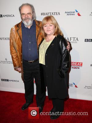Lesley Nicol , David Keith Heald - BAFTA Los Angeles Awards Season Tea at The Four Season Los Angeles -...