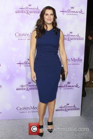Brooke Shields - Hallmark Channel and Hallmark Movies & Mysteries Winter 2016 Event held at Tournament House in Pasadena at...