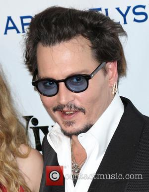 Johnny Depp Teams Up With Marilyn Manson At Stella Mccartney Party