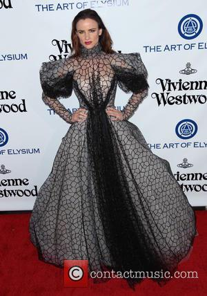 Juliette Lewis - The Art of Elysium presents Vivienne Westwood & Andreas Kronthaler's 2016 HEAVEN Gala - Arrivals - Los...