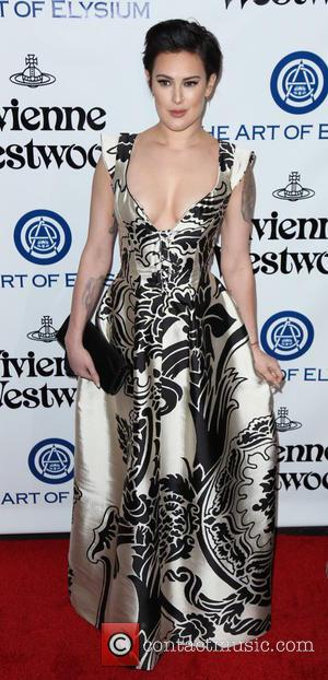 Rumer Willis - The Art of Elysium presents Vivienne Westwood & Andreas Kronthaler's 2016 HEAVEN Gala - Arrivals - Los...