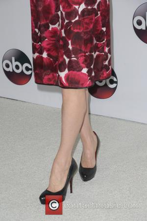 Juliette Lewis - Disney/ABC Winter TCA Tour at the Langham Huntington Hotel - Arrivals at Langham Hotel - Pasadena, CA,...
