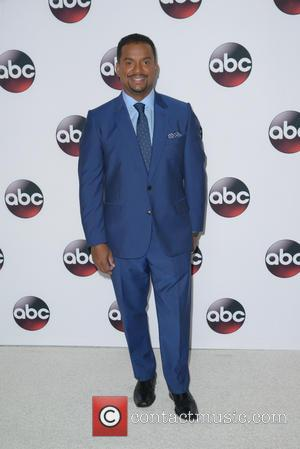 Alfonso Ribeiro - Disney/ABC Winter TCA Tour at the Langham Huntington Hotel - Arrivals at Langham Hotel - Pasadena, CA,...