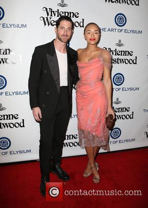 Ashley Madekwe and Iddo Goldberg