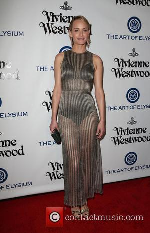 Amber Valletta - The Art of Elysium Presents Vivienne Westwood & Andreas Kronthaler's 2016 HEAVEN Gala at 3LABS - Culver...