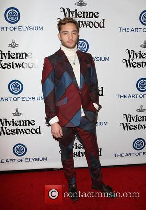 Ed Westwick - The Art of Elysium Presents Vivienne Westwood & Andreas Kronthaler's 2016 HEAVEN Gala at 3LABS - Culver...